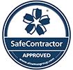 Seal colour SafeContractor Sticker 2