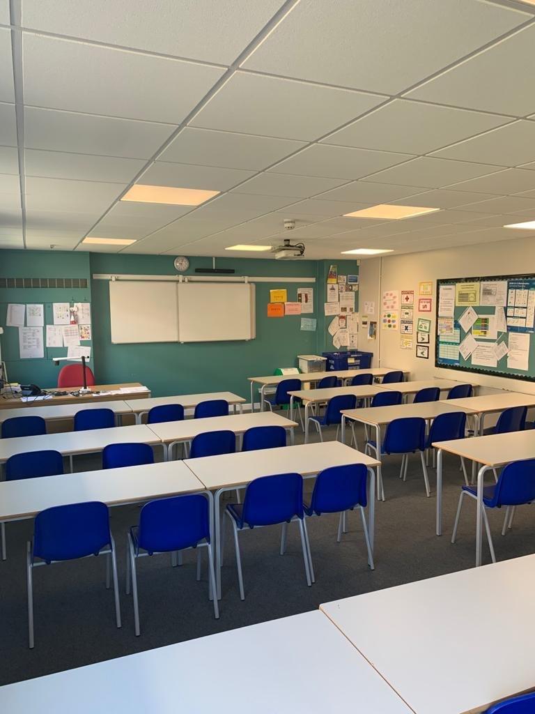 KATHARINE LADY BERKELEY SCHOOL electrical refurbishment 1