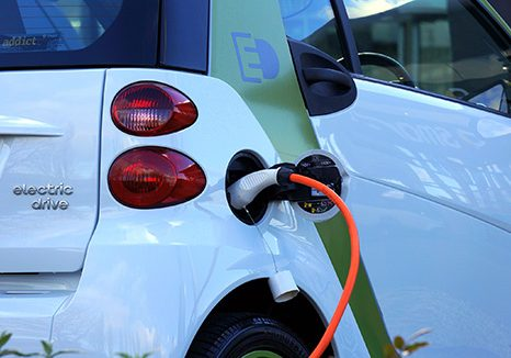 electric-car-renewable energy systems mobile